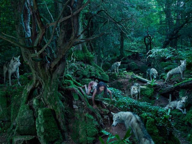 Дети-дикари, волей судьбы ставшие настоящими «Маугли»