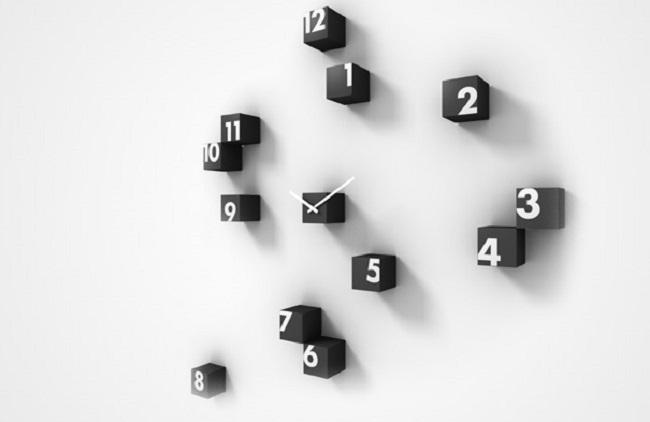 10 самых оригинальных настенных часов