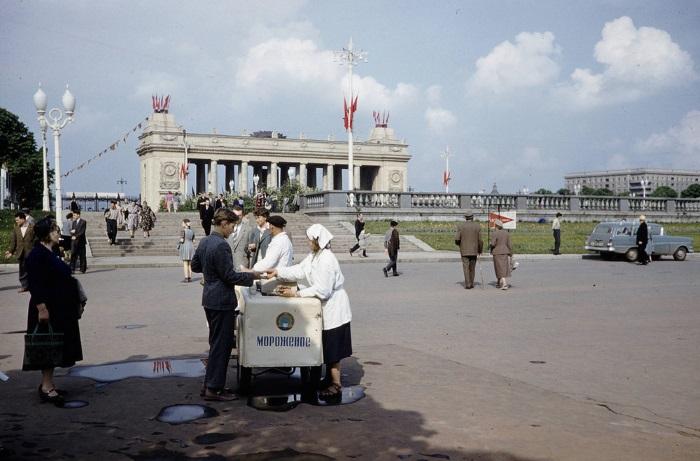 Подборка интересных старых снимков со всего мира: 40 ретро-фото