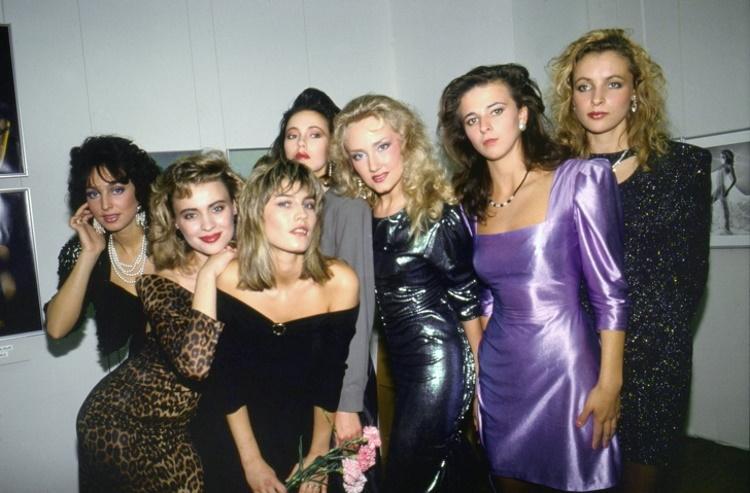 30 смешных фото с дискотеки 90-х