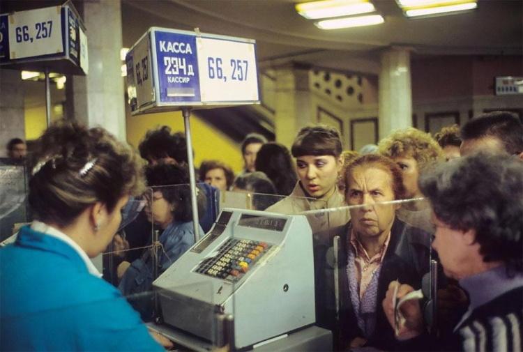 Яркие воспоминания об СССР: 40 фотографий