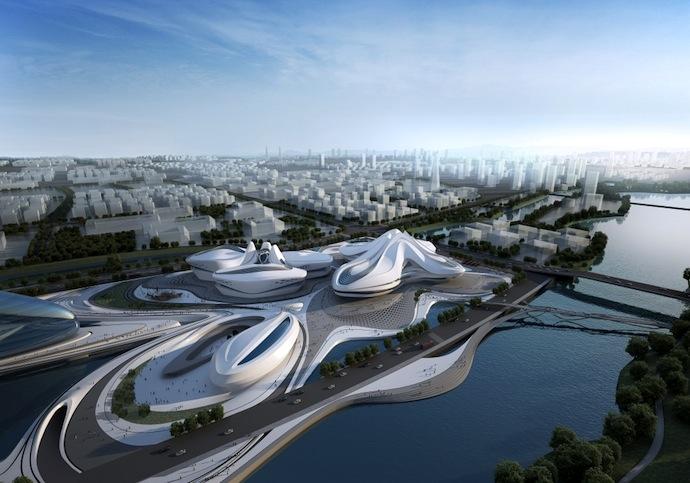 История Захы Хадид — великой женщины-архитектора