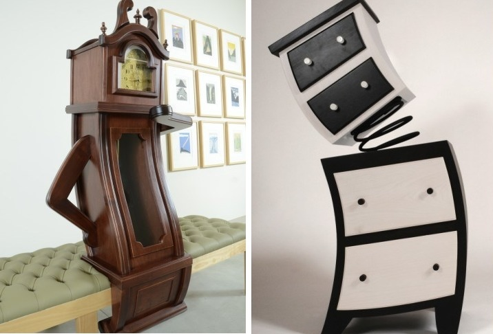 45 фото необычных предметов мебели