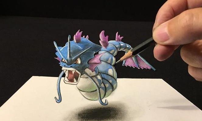 Невероятные 3D-рисунки, в реальность которых сложно поверить