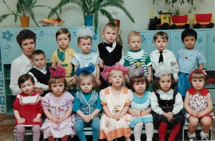 30 ностальгических фото, которые напомнят о детстве