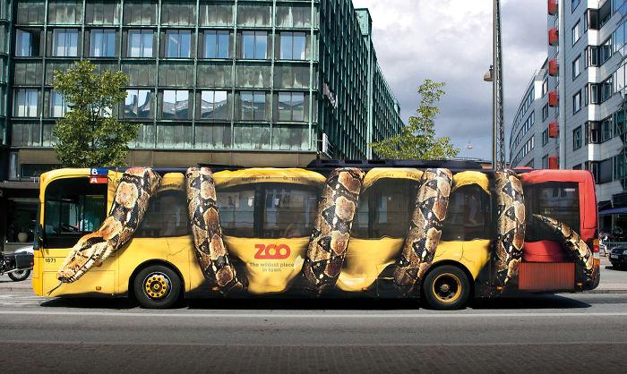 Городской транспорт с самым необычным дизайном: 40 фото