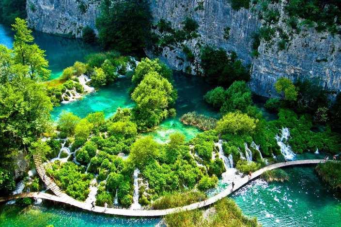 Самые впечатляющие достопримечательности на Балканах