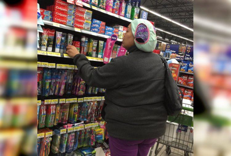 40 самых странных покупателей в американском супермаркете