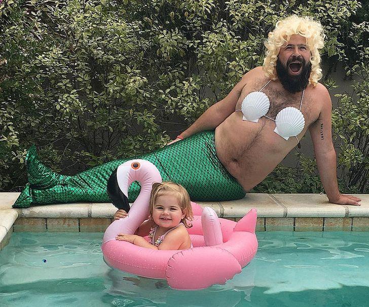 Отцовский юмор в фото: добрый, но беспощадный