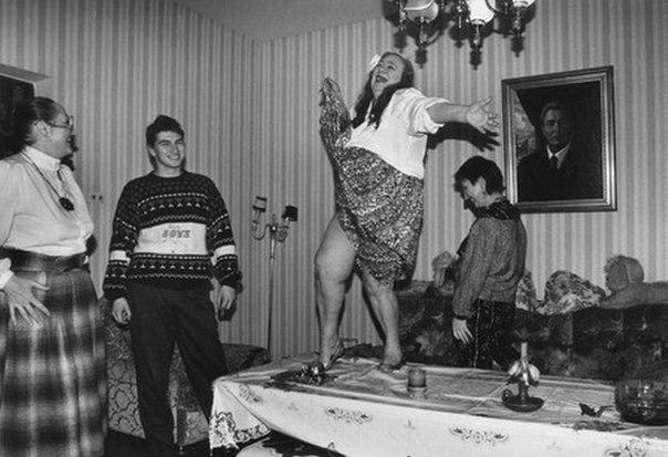 Атмосфера ушедшей эпохи: фото, которые вызывают восторг